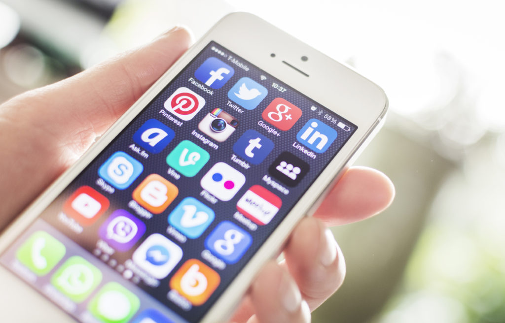 church social media strategy
